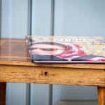 Fotoboek Fotofabriek op tafeltje