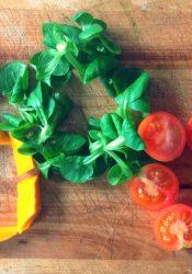 Fruitige Sotsji regenboogsalade